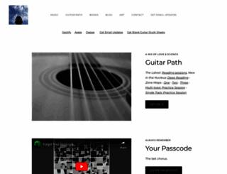i-love-guitar.com screenshot