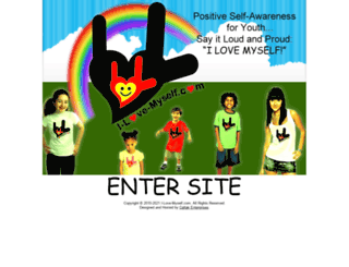 i-love-myself.com screenshot