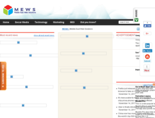 i-mews.com screenshot