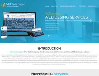 i-nettechnologies.com screenshot