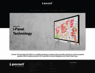 i-paneltech.com screenshot