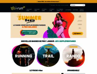 i-run.fr screenshot