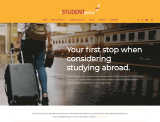 i-studentadvisor.com screenshot