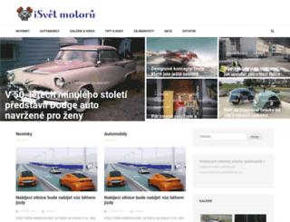 i-svetmotoru.cz screenshot
