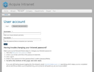 i.acquia.com screenshot