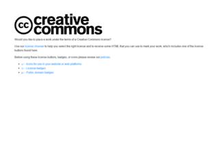 i.creativecommons.org screenshot