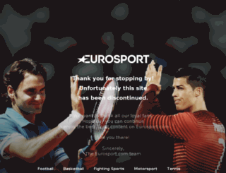 i.eurosport.com screenshot