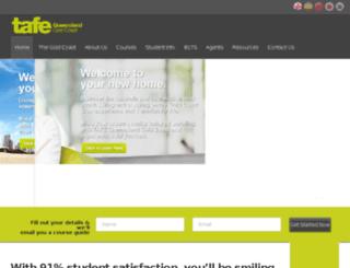 i.gcit.edu.au screenshot