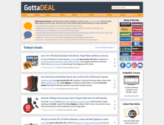 i.gottadeal.com screenshot