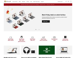 i.microsoft.com screenshot
