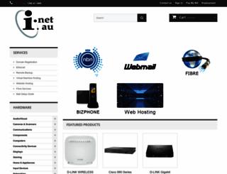 i.net.au screenshot