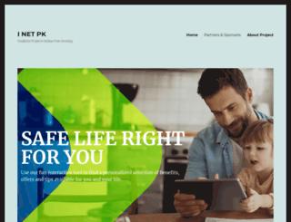 i.net.pk screenshot
