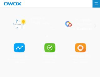 i.owox.ua screenshot