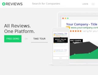 i.reviews.co.uk screenshot