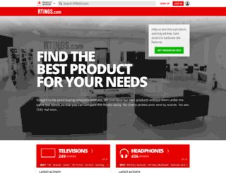 i.rtings.com screenshot