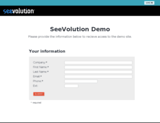 i.seevolution.com screenshot