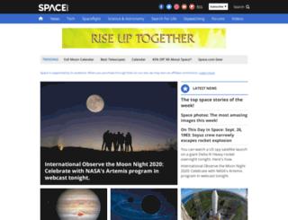 i.space.com screenshot
