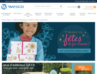 i1.wesco.fr screenshot