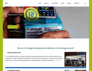 i2-mobile.com screenshot