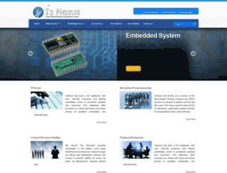 i2nexus.com screenshot