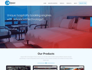 i2space.com screenshot