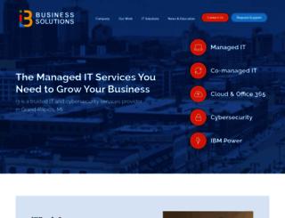 i3bus.com screenshot