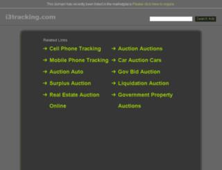 i3tracking.com screenshot