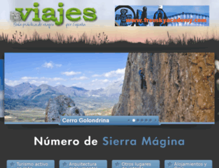 i3viajes.es screenshot