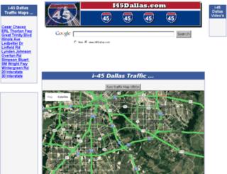 i45dallas.com screenshot