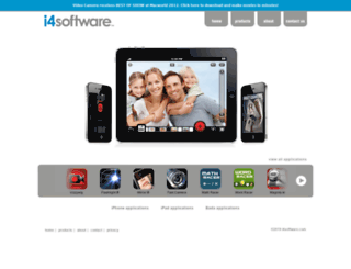 i4software.com screenshot