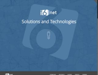 i6net.com screenshot