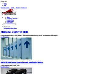 ia-community.com screenshot