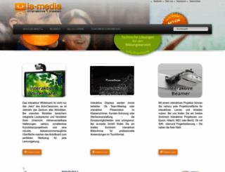 ia-media.de screenshot