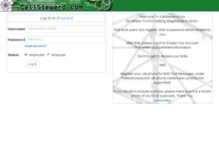 ia251.callsteward.com screenshot