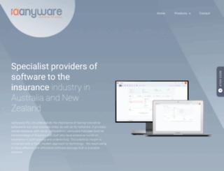 iaanyware.net screenshot