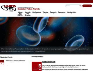 iabpa.org screenshot