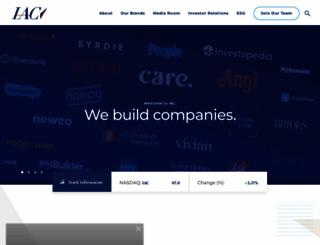 iac.com screenshot