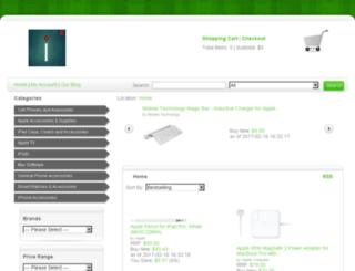 iaccessories.net screenshot
