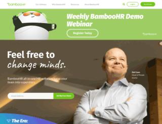 iadvise.bamboohr.co.uk screenshot
