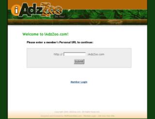 iadzzoo.com screenshot