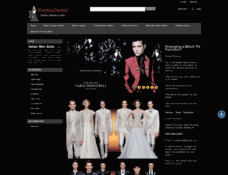 iaformalwear.com screenshot