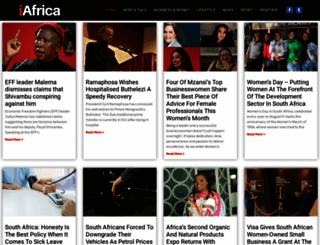 iafrica.com screenshot