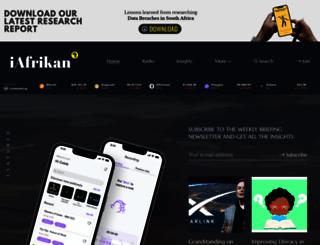 iafrikan.com screenshot