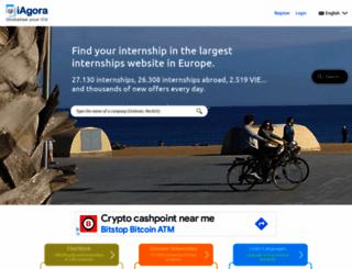 iagora.com screenshot