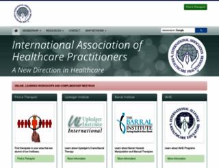 iahp.com screenshot