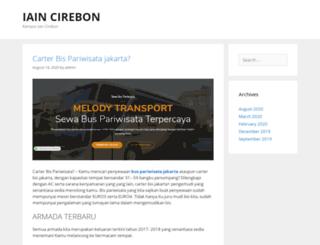 iaincirebon.ac.id screenshot