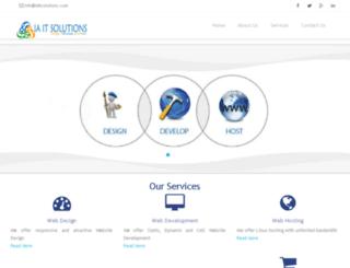 iaitsolutions.com screenshot
