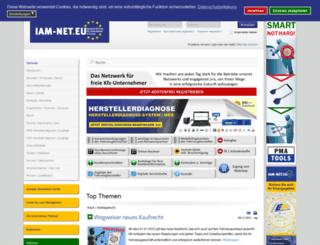 iam-net.eu screenshot