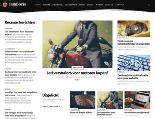 iamboris.nl screenshot