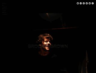 iambrooksbrown.com screenshot